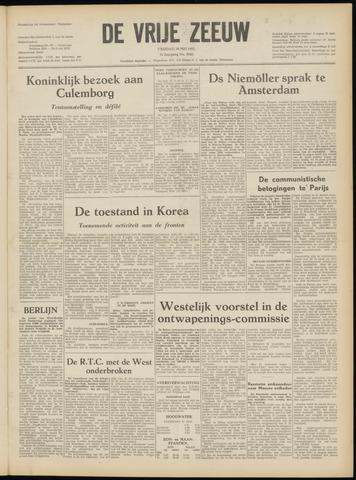 de Vrije Zeeuw 1952-05-30