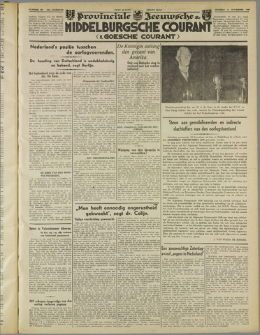 Middelburgsche Courant 1939-11-14