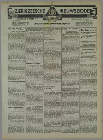 Zierikzeesche Nieuwsbode 1941-03-05