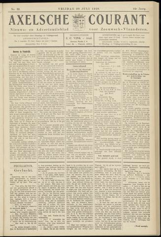 Axelsche Courant 1928-07-20