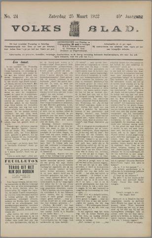 Volksblad 1922-03-25
