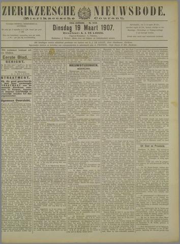 Zierikzeesche Nieuwsbode 1907-03-19