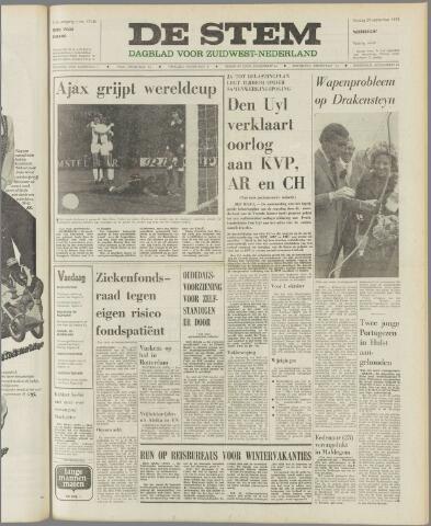 de Stem 1972-09-29
