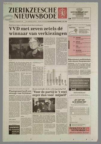 Zierikzeesche Nieuwsbode 1996-11-14