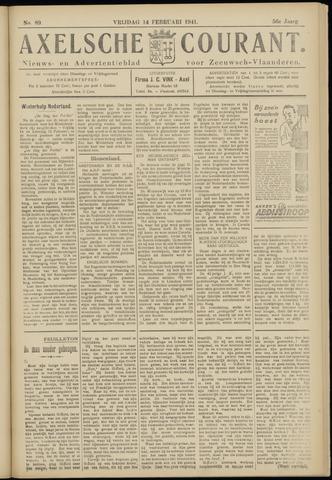 Axelsche Courant 1941-02-14