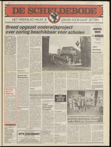 Scheldebode 1984-11-14