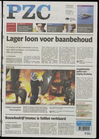 Provinciale Zeeuwse Courant 2013-06-12