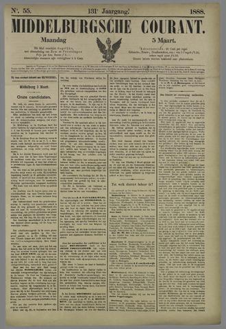 Middelburgsche Courant 1888-03-05
