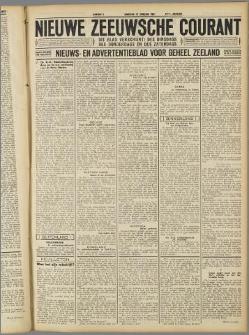 Nieuwe Zeeuwsche Courant 1931-01-13