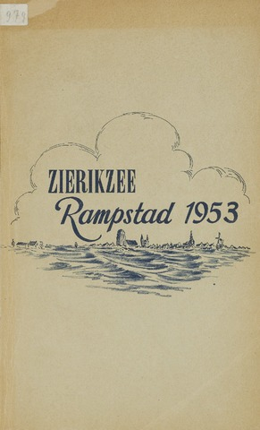Watersnood documentatie 1953 - brochures 1954-01-03