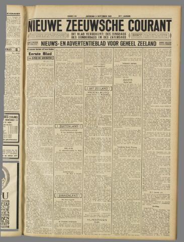Nieuwe Zeeuwsche Courant 1932-09-03