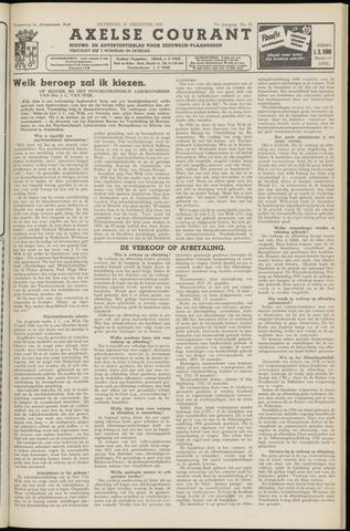 Axelsche Courant 1957-08-24