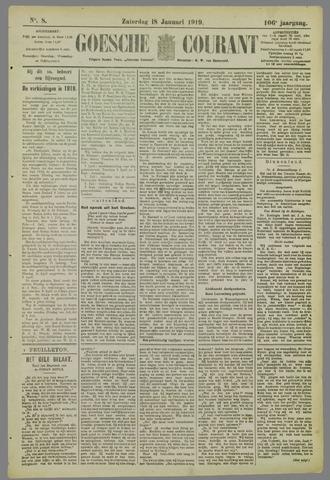 Goessche Courant 1919-01-18
