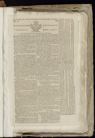 Middelburgsche Courant 1800-06-21