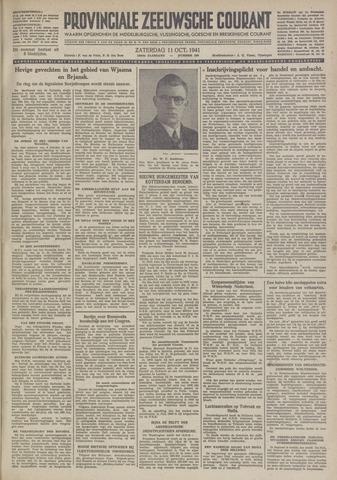 Provinciale Zeeuwse Courant 1941-10-11
