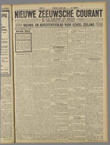 Nieuwe Zeeuwsche Courant 1926-04-24