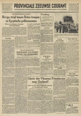 Provinciale Zeeuwse Courant 1952-01-26