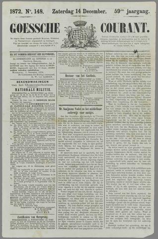 Goessche Courant 1872-12-14