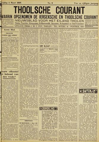 Ierseksche en Thoolsche Courant 1937-03-05