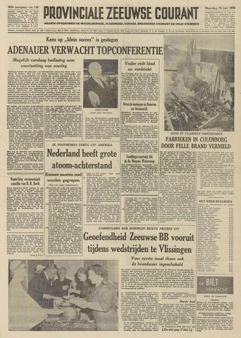 Provinciale Zeeuwse Courant 1959-06-15