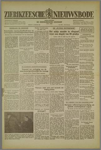 Zierikzeesche Nieuwsbode 1952-01-11