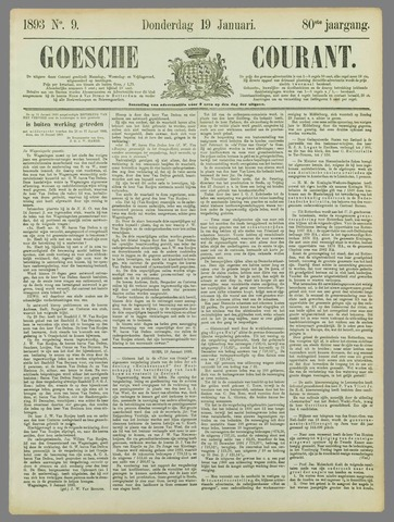 Goessche Courant 1893-01-19