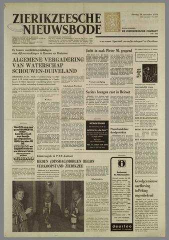 Zierikzeesche Nieuwsbode 1976-11-16