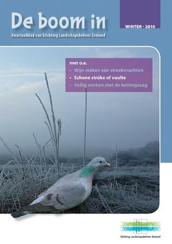 Landschapsbeheer Zeeland - de Boom in 2010-12-21
