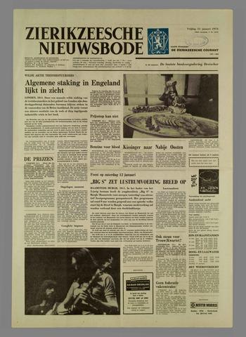 Zierikzeesche Nieuwsbode 1974-01-11