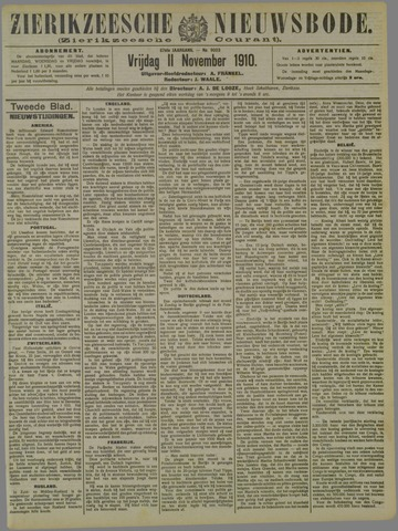 Zierikzeesche Nieuwsbode 1910-11-11