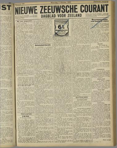 Nieuwe Zeeuwsche Courant 1920-10-11