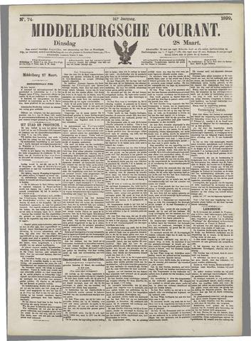 Middelburgsche Courant 1899-03-28