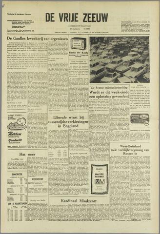 de Vrije Zeeuw 1963-03-23