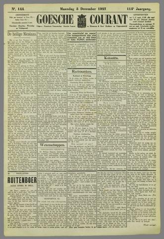 Goessche Courant 1927-12-03