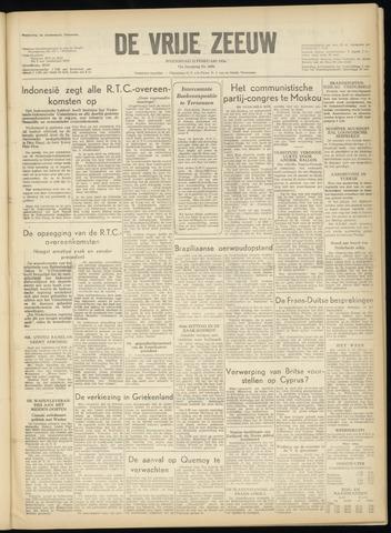 de Vrije Zeeuw 1956-02-22