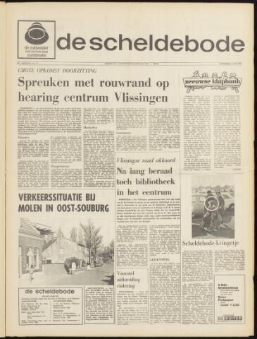 Scheldebode 1971-05-06