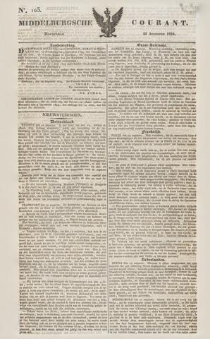 Middelburgsche Courant 1834-08-28