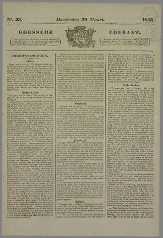 Goessche Courant 1845-03-20