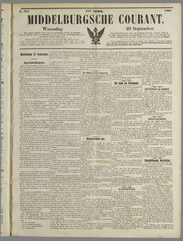 Middelburgsche Courant 1908-09-23