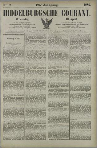 Middelburgsche Courant 1882-04-19