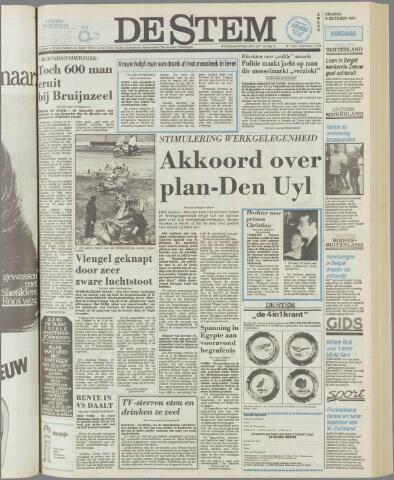 de Stem 1981-10-09