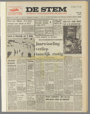 de Stem 1975