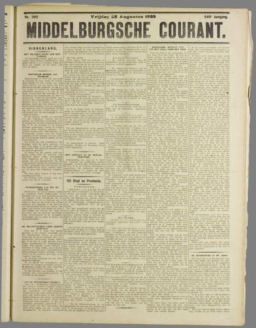 Middelburgsche Courant 1925-08-28