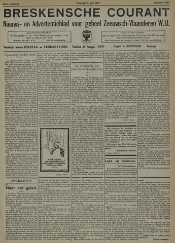Breskensche Courant 1937-06-15