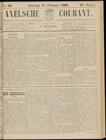 Axelsche Courant 1909-02-13
