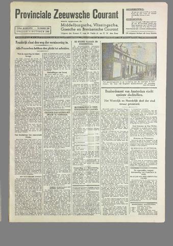 Provinciale Zeeuwse Courant 1940-10-11