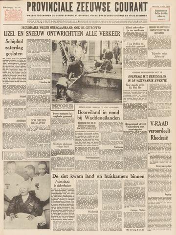 Provinciale Zeeuwse Courant 1965-11-22