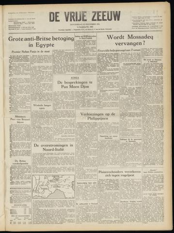 de Vrije Zeeuw 1951-11-15