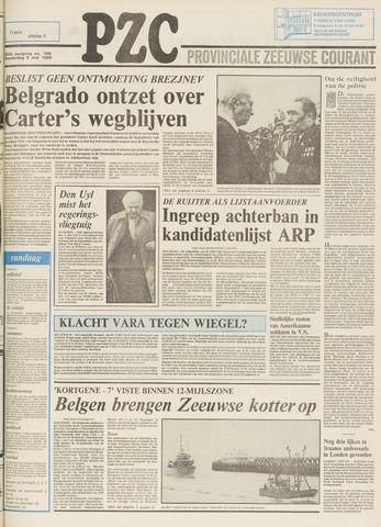 Provinciale Zeeuwse Courant 1980-05-08