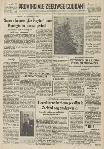 Provinciale Zeeuwse Courant 1953-11-19